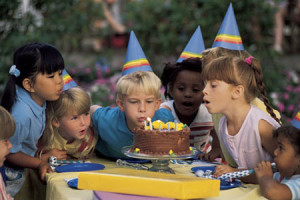 FAQ's about Kid's Birthday Parties